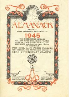 Almanack 1